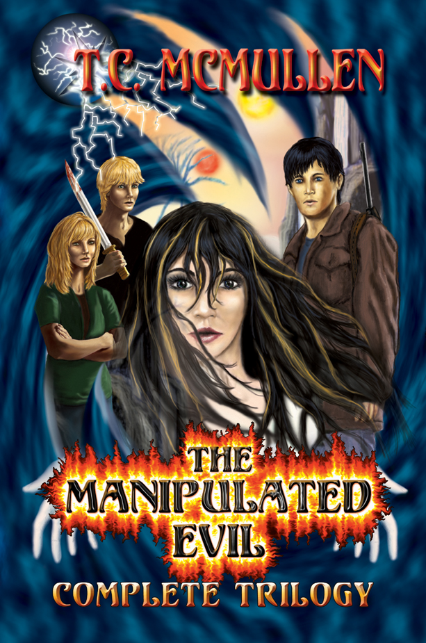 Manipulated Evil Trilogy all in one